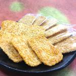 つぶ煎餅(しお)